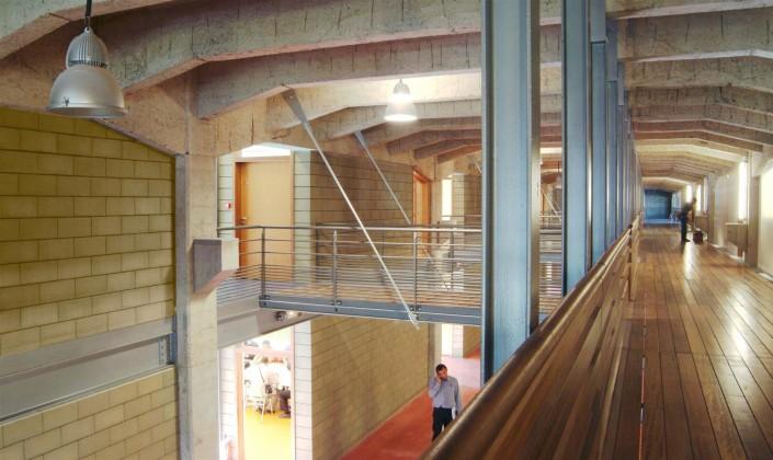 ARCHI 5 Architecture à Paris / IUT de Bobigny - Bloc de Parement ELCO (Procédé BlocELCO)