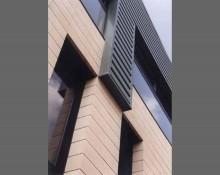 LOINTIER Architecture à Paris (75010) / Centre à Bonnières-sur-Seine (78) - Bloc de parement ELCO Coffrant (Procédé ELCOBLOC)