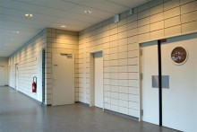 ACD GIRARDET Architecture à Boulogne-Billancourt (92) / Bloc de parement Acoustique ELCO (Procédé ELCOBLOC)