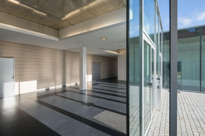 ARCHICLUB Architecture à Paris (75001) / Centre de Bessancourt (95) - Blocs Acoustique ELCO Coffrant
