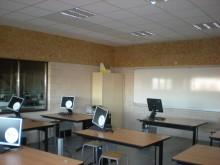 NEUBOUT Architecture à Montpellier (34) / Lycée du BTP à Riom (63) - Blocs Acoustiques ELCO Coffrant