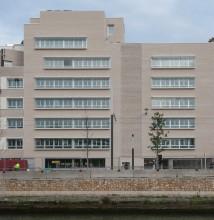 Agence Gap Studio Architecture à Paris 75002 / Logements à Saint Denis - Briques Béton BlocStar Am90