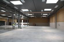Agence RFR à Paris (75010) / Ateliers Cargolux au Luxembourg - Blocs ELCO Coffrant