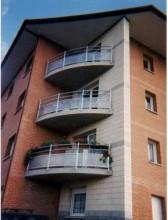 Logements Collectifs à Haubourdin (59) / DDL Architecture à Lille (59) - Blocs de Parements ELCO Coffrant de 20