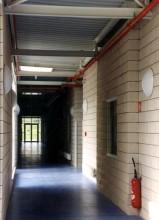 Fainsilver Architecture à Nanterre (92) / Site de Traitement des Eaux à Valenton (94) - Blocs ELCO Acoustiques