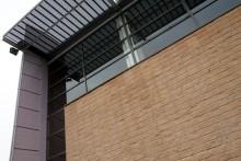 Agence Chabanne Architecture à Lyon (69) / Gymnase de Seyssinet (38) - Blocs ELCO Coffrant Acoustique
