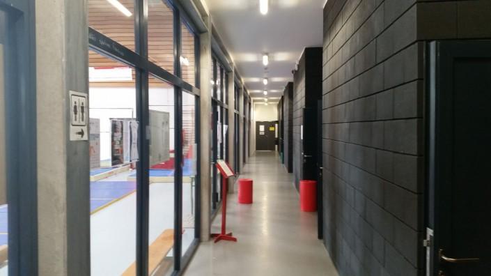 OCTANT Architecture à Rouen (76) / Complexe Aquatique et Sportif de St Ménéhould (51800) - Blocs ECLO Acoustique