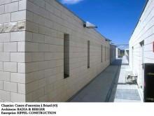 BADIA & BERGER Architecture à Paris (75003) - Blocs de parement ELCO Coffrant (Procédé ELCOBLOC)