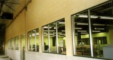 AGEI Architecture à Melun (77000) / Usine Framatome à Epernon (28) - Blocs ELCO Acoustiques