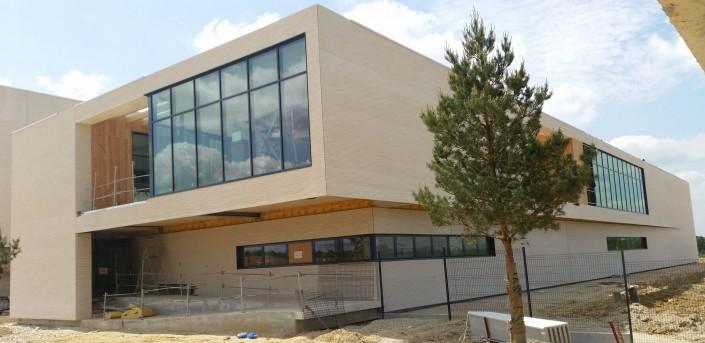 ENIA Architecture à Montreuil (93) / DATA Center - Briques BlocStar Am90