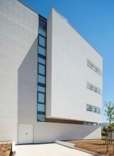 Bâtiment EGIS à Montpellier (34) : ENIA architecture à Montreuil (93100) – 1.600 m² de Briques Béton BlocStar As100 à montage à sec