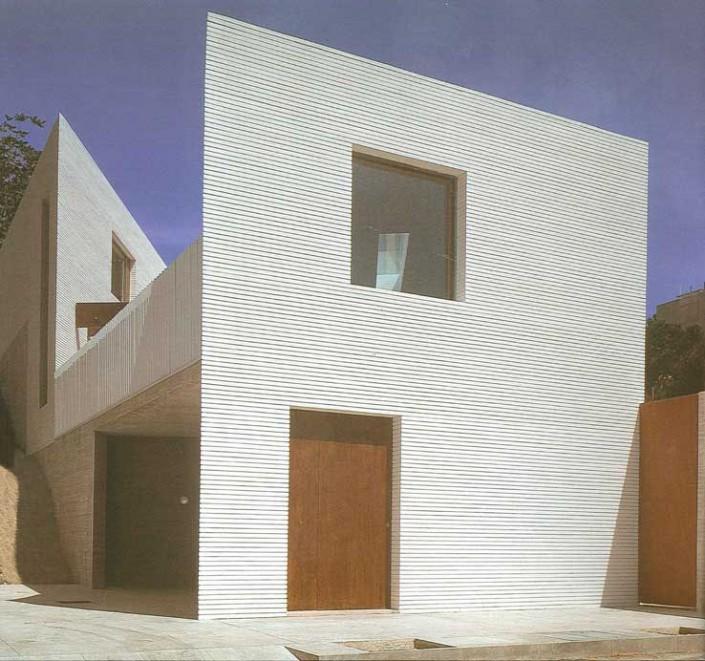 Architecte Carlos FERRATER Brique Torho à Maçonner