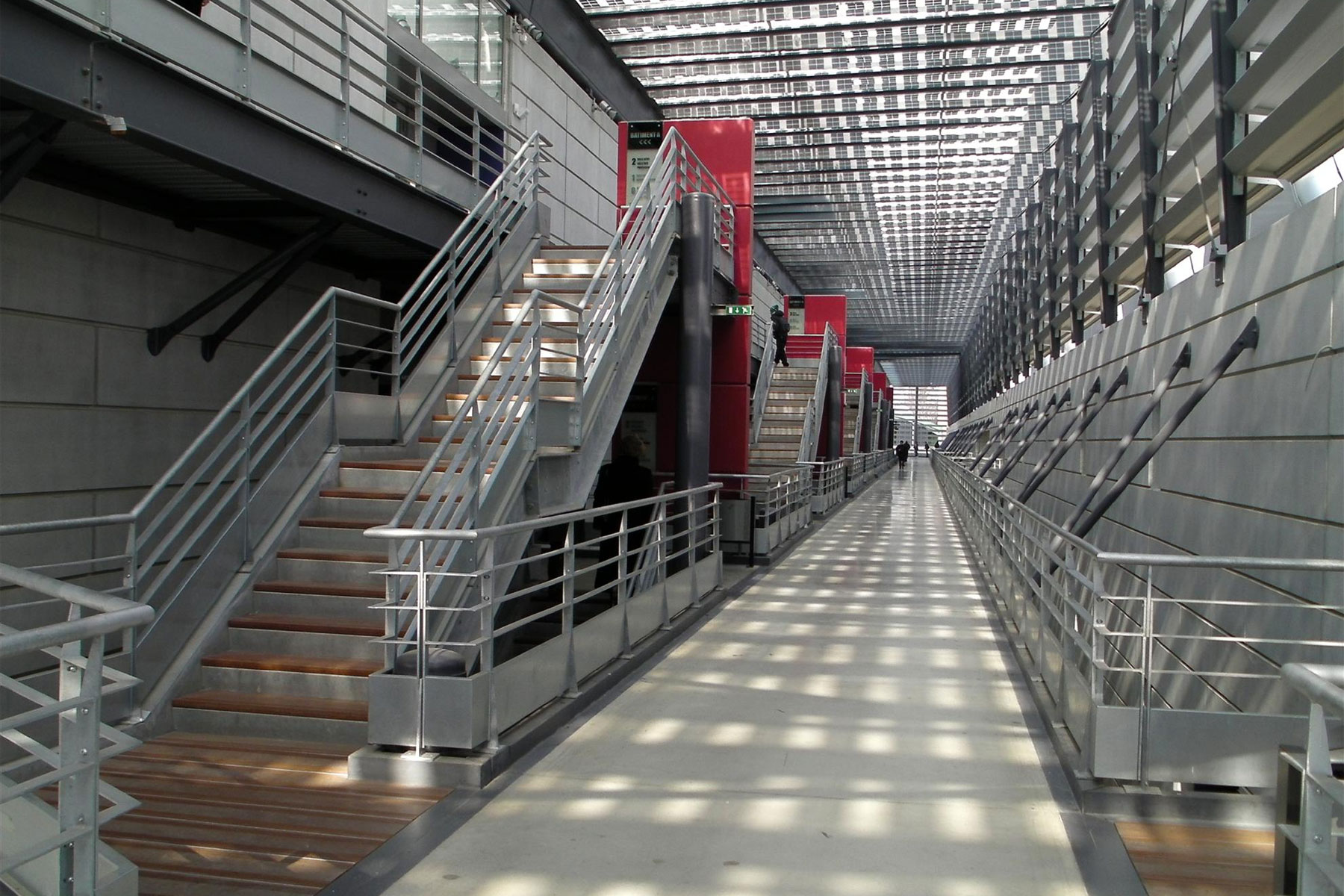 Lycee Gallieni à Toulouse (31) - Vasconi Architectes (75)/ LCR Architectes (31)