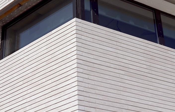 Agence ENIA Architecture à Montreuil (93) / Bâtiment EGIS à Montpellier - Briques BlocStar Am90
