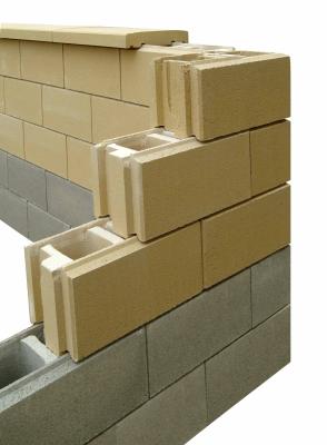 blocs de parement elco coffrants de 20 blocstar. Black Bedroom Furniture Sets. Home Design Ideas