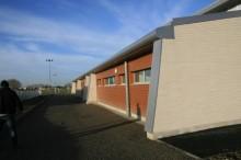 Séquence Architecture à Toulouse (31) / Gymnase du Collège de Saint Jory (31) - Briques Béton BlocStar Am90