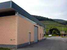 Sueur & Colin à Colombelles (14) / Bât Dauphin à Colombelles (14) - Blocs de Parement ELCO