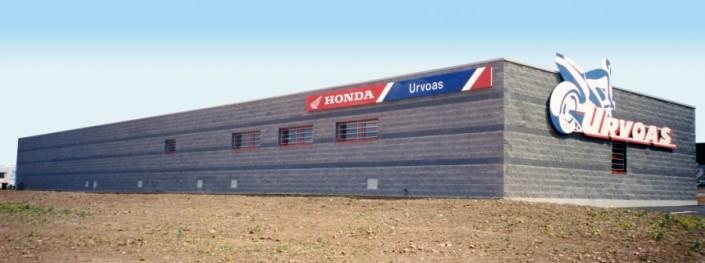 Honda Urvoas à Caen (14)