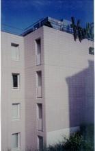 Logement à le KREMLIN BICETRE (94) / CAPALDI à Ivry-sur-Seine (94) - Blocs de parements ELCO