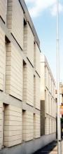 Logement à Metz (57) / KRUMBHOLZ LECHLEITER Architecture à Metz 57 Blocs de parements ELCO Coffrants