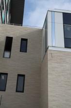 Agence AIA Architecture à Lyon / Clinique Capio à Bayonne - Briques béton Am90