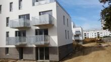 Agence AAT Architecture à Paris 75010 / Logements à Montgeron (91) - Briques BlocStar As100