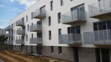 Agence AAT Architecture à Paris 75010 / Logements à Montgeron (91) - Briques Béton BlocStar As100
