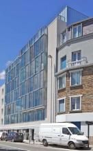 Logements Quai Magellan à Nates / ARS Rocheteau Saillard Architecture à Nantes (44) - Briques Acoustique BlocStar As100