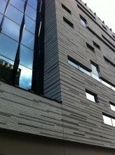 Agence Kcap Architecture à Rotterdam - Briques Béton Mbi (Brique à maçonner)