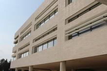 Agence ENIA Architecture à Montreuil (93) / Bâtiment EGIS à Montpellier - Brique Am90 BlocStar Brique Béton