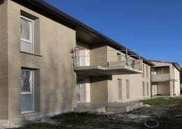 Résidence Ginestou à Toulouse : Dompnier Lamaire Architecte (31) - Altarea Cogedim (31) - 420 m² Plaquettes BlocStar Ac19