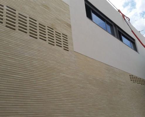 SEQUENCE Architecture à Toulouse (31) / Hôpital de Lavaur (91) - Briques Béton BlocStar Am90