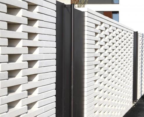 Zac Andromède (Grand Angle) à Blagnac (31) - GGR Architecture (31) - Briques BlocStar Am180