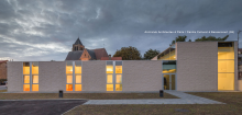 Archiclub Architectes à Paris / Centre Culturel à Bessancourt (95)