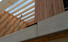 Briques BlocStar Am90 à maçonner / Joint horizontal tiré au fer
