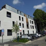 22 Logements i3F à Villejuif (94) - CLE-Millet Architecte à Paris (75) - Immobilière 3F (75) - 760m² Briques BlocStar Am90