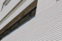 1.600 m² Briques BlocSar Am90 à maçonner parement lisse ton Pierre / Joint horizontal tiré au fer
