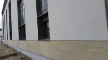 920 m² Briques BlocStar Am90 à maçonner Parement Lisse avec joint Horizontal à Sec de 10 mm
