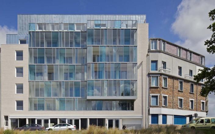 640 m² Briques BlocStar Am90 à Maçonner parement Lisse Ton Pierre avec pose en joint Horizontal à Sec de 10mm