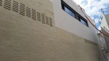 Moucharabieh Grande taille en Briques BlocStar Am90 à maçonner avec joint horizontal à Sec de 10 mm