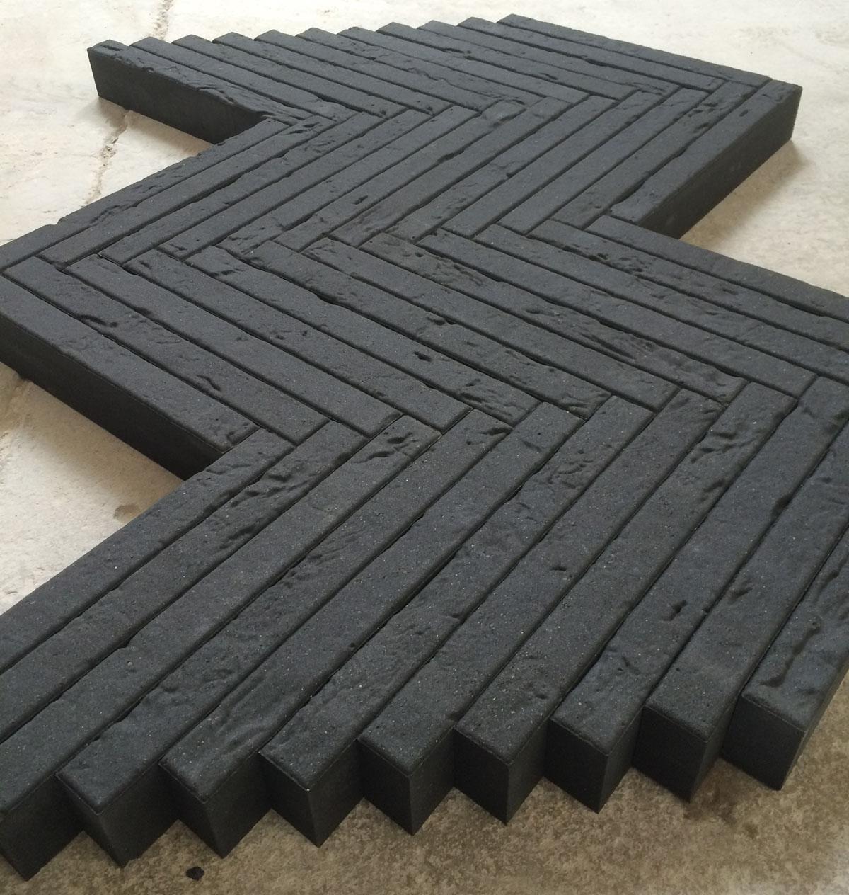 Dallage en briques de b ton architectonique blocstar for Change vos fenetre cas par cas