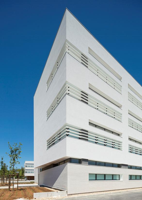 Siège Egis eau à Montpellier- Enia architectes (93)