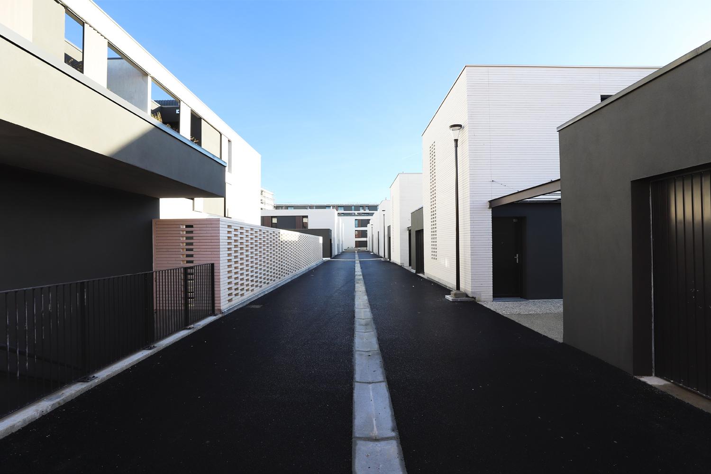 Grand-Angle, Zac-Andromède à Blagnac (31) - G.G.R. Architecte (31)