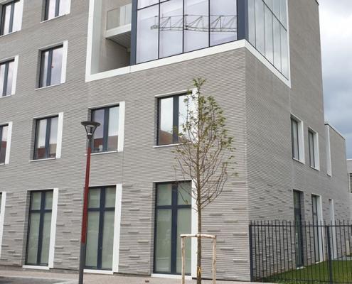 Data center MIPIH à Amiens (80) - Enia architectes (93) - Mipih (31) - BlocStar Ac19 - Am90 - Am70 - Am180
