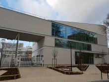 Gymnase-Georges-Pompidou-à-Courbevoie
