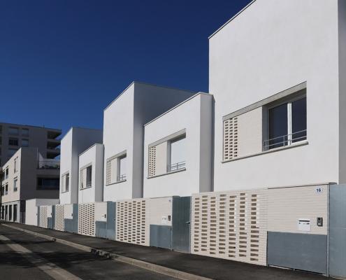 Le Sporting à Blagnac (31) - Taillandier Architectes (31) - Sporting Promotion (31) - 5570 m² Briques BlocStar Am90 et Am 180