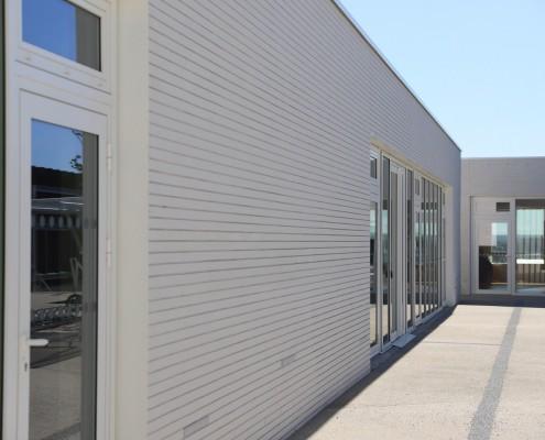 Groupe scolaire Fondada à Castelnau d'Estertefonds (31) - Branger Romeu Architecture à Toulouse (31) - Ville de Castelnau d'Estretefonds (31) - 2450 m² Briques BlocStar Am90