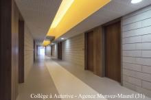 Collège à Auterive - Agence Munvez-Maurel (31) - 1