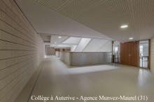 Collège à Auterive - Agence Munvez-Maurel (31) - 2