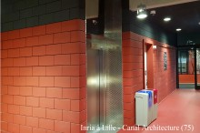 Inria à Lille - Canal Architecture (75) - 2